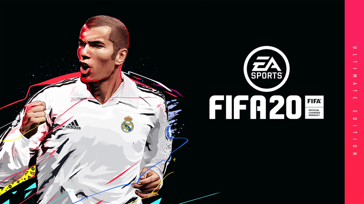 FIFA 20 cover game download