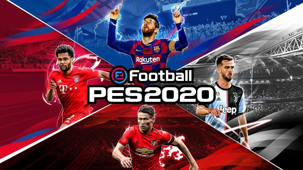 PES 2020 cover game download