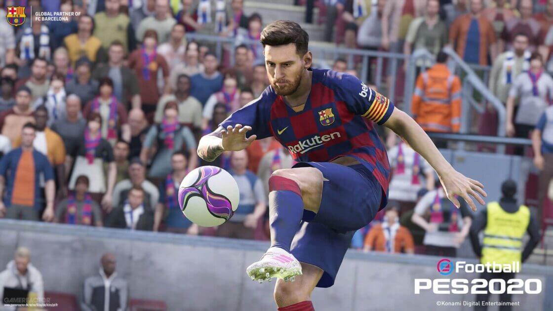PES 2020 download free gameplay