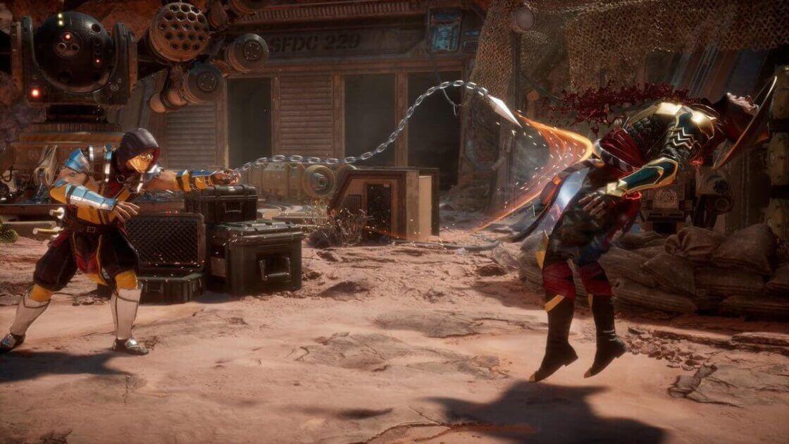 Mortal Kombat 11 download free gameplay