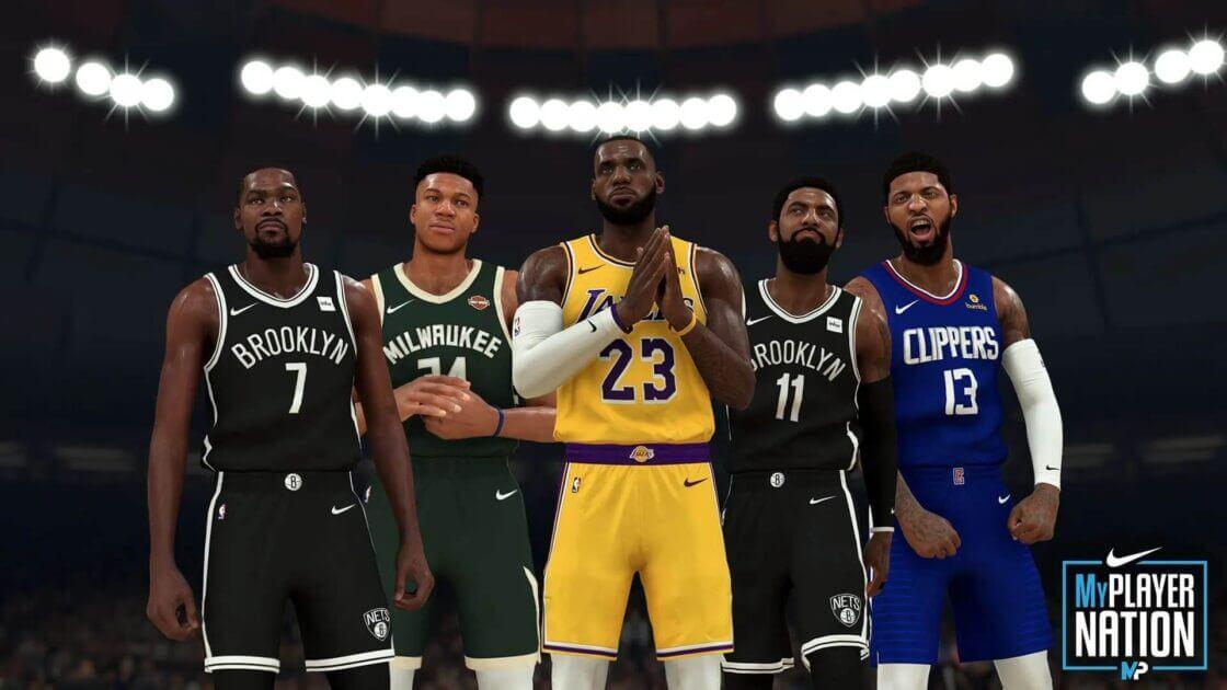 NBA 2K20 download free gameplay