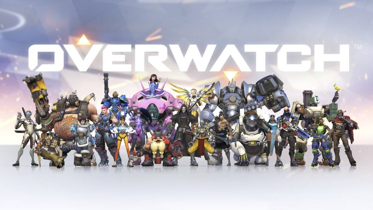 Overwatch cover game download