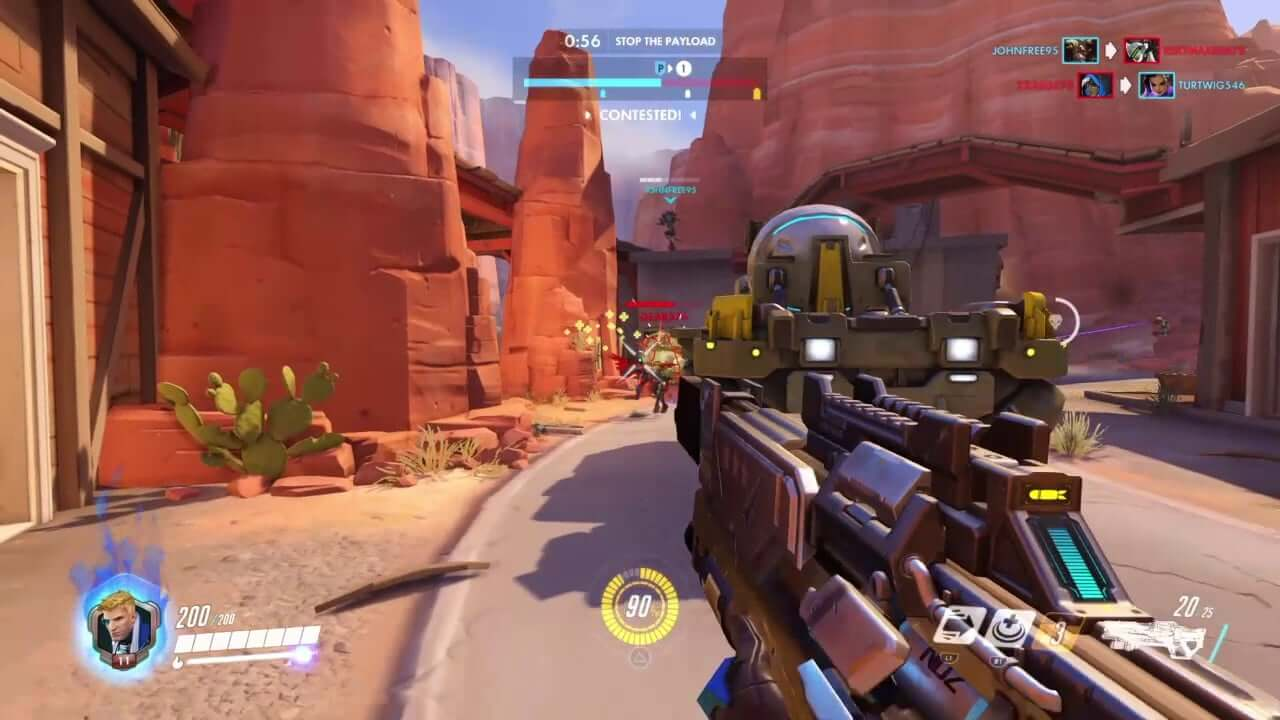 Overwatch download free gameplay