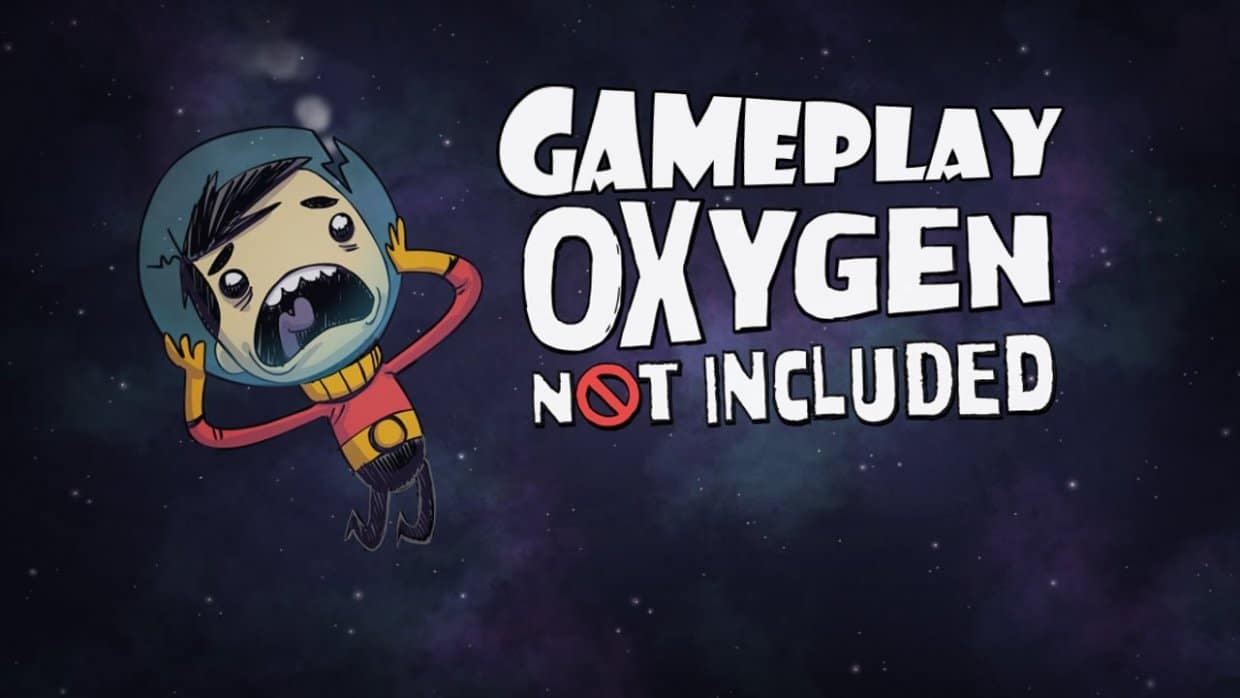 Oxygen Not Included cover game download