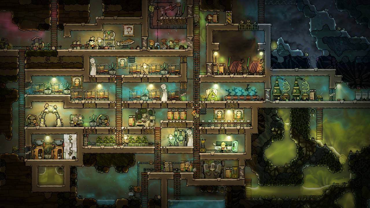 Oxygen Not Included download free gameplay