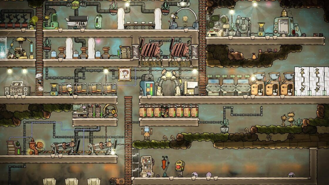Oxygen Not Included download link