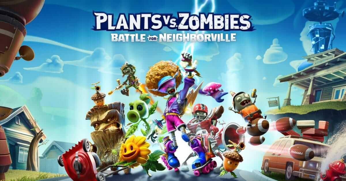 Plants vs. Zombies Battle for Neighborville cover game download