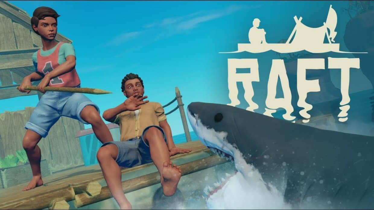 Raft cover game download