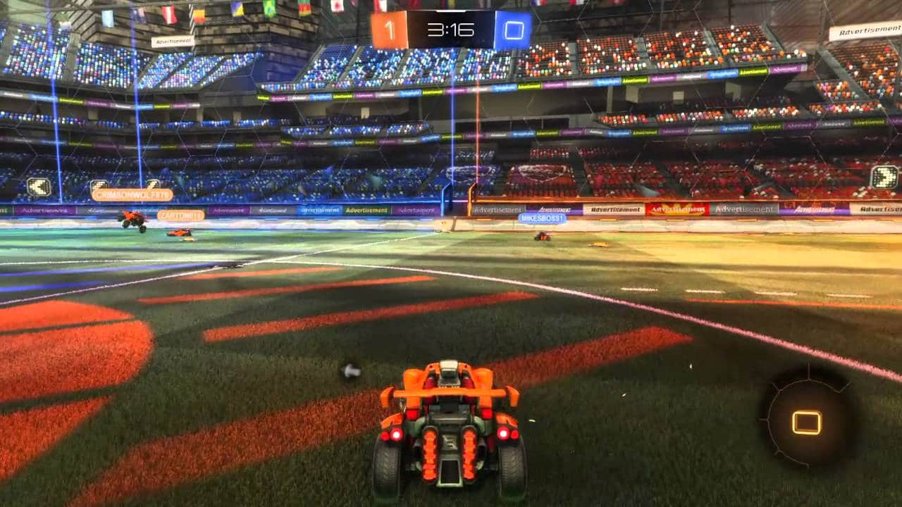 Rocket League download free gameplay