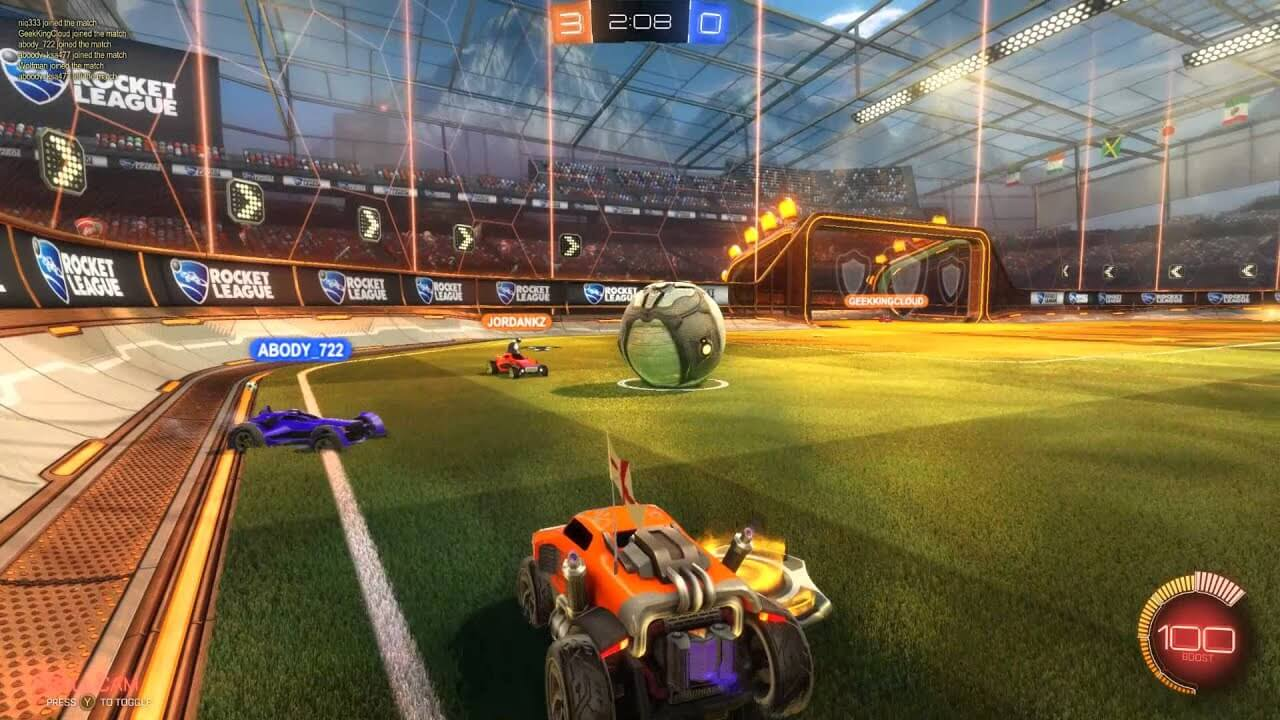 Rocket League Download PC Crack for FREE - Skidrow & Codex