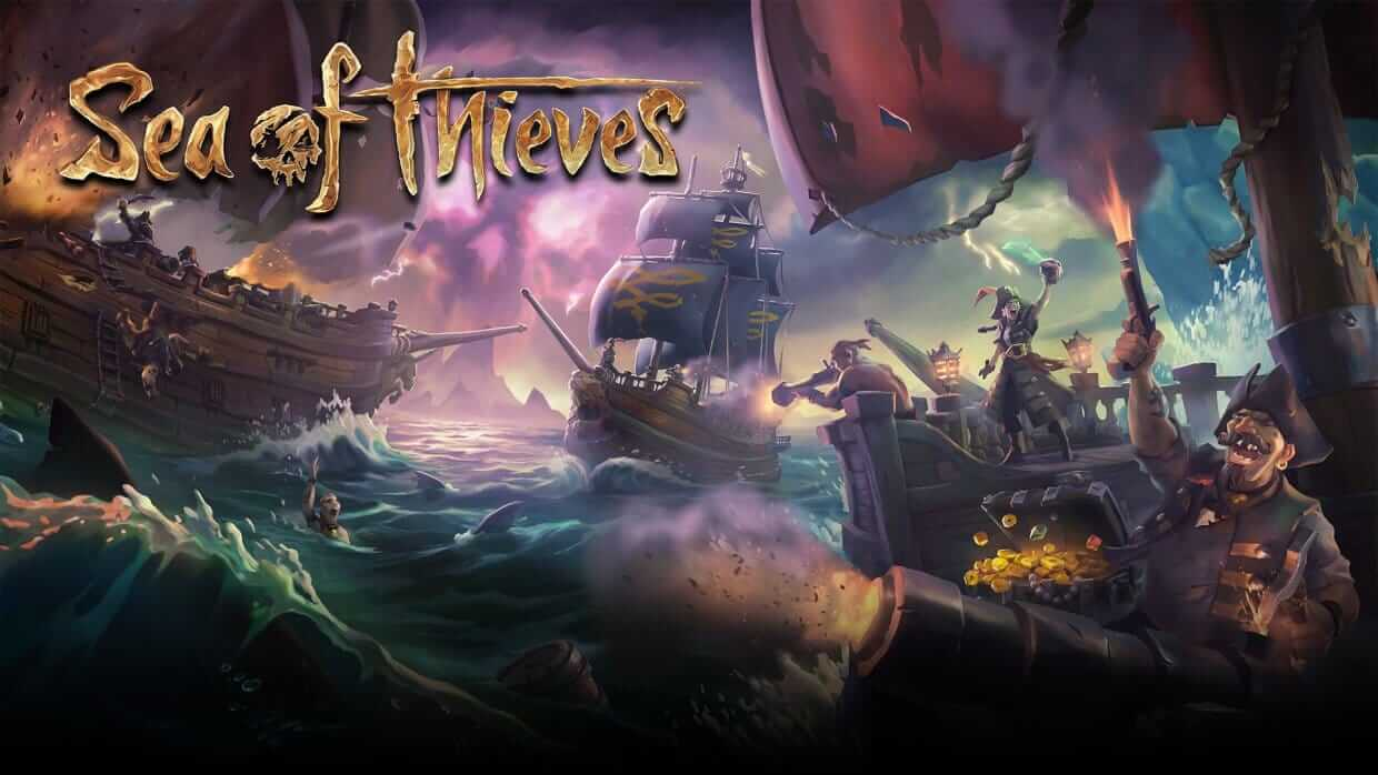 Sea of Thieves cover game download
