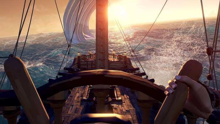 Sea of Thieves download free gameplay