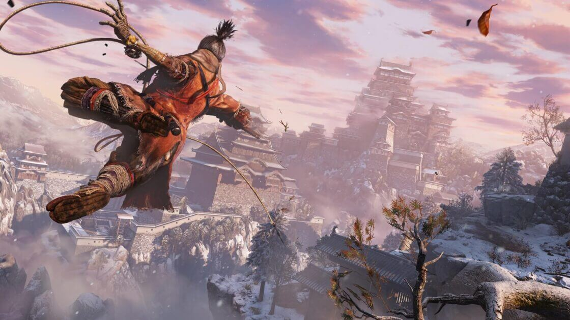 Sekiro Shadows Die Twice download free gameplay