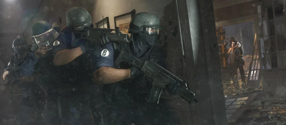 Tom Clancy's Rainbow Six Siege cover game download