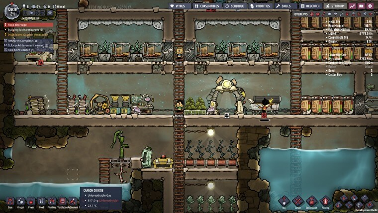 free download Oxygen Not Included