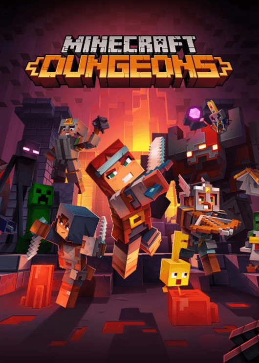 Minecraft Dungeons crack