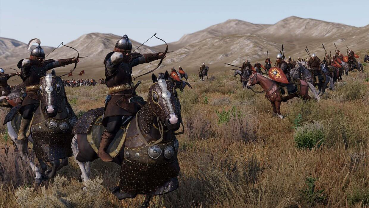 Mount & Blade II Bannerlord cover game download