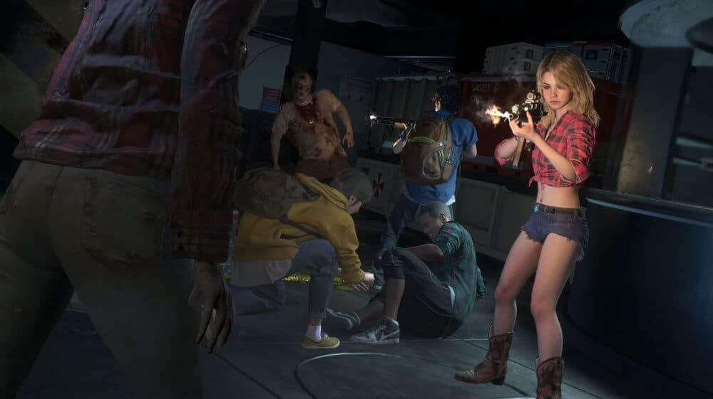 Resident Evil Resistance download link