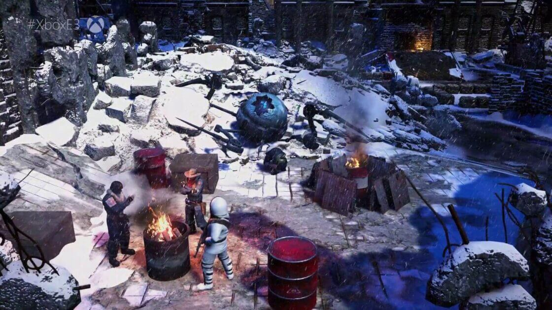 free download Wasteland 3
