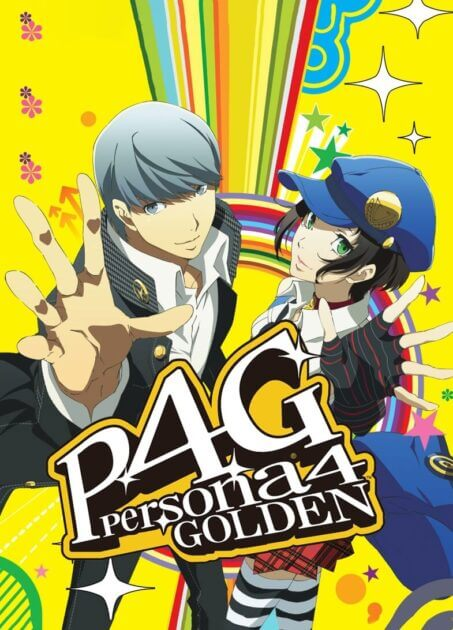 Persona 4 Golden crack