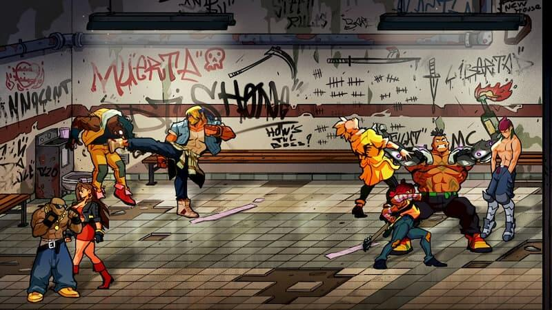 Streets of Rage 4 download link