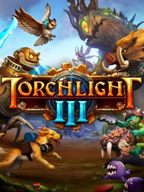 Torchlight 3 crack