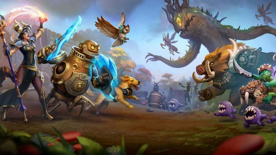 Torchlight 3 download free gameplay