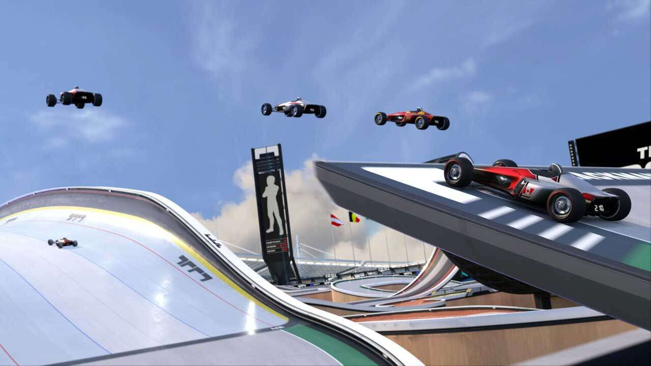 TrackMania download free gameplay