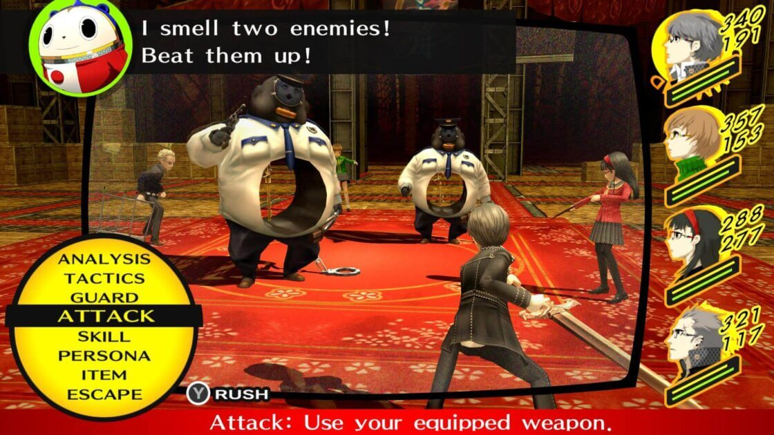 free download Persona 4 Golden