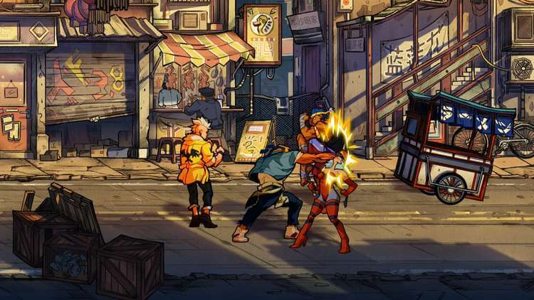 free download Streets of Rage 4