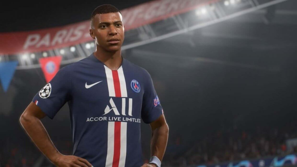 FIFA 21 cover game download
