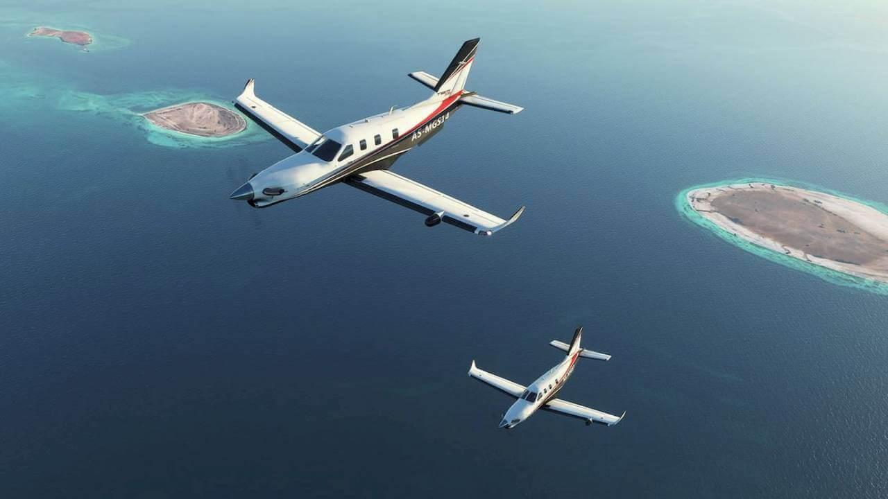 Microsoft Flight Simulator download link