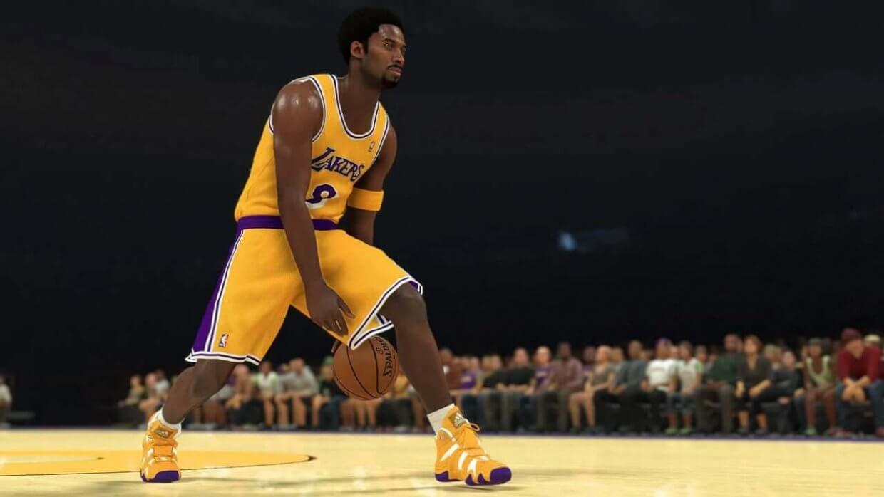 NBA 2K21 cover game download