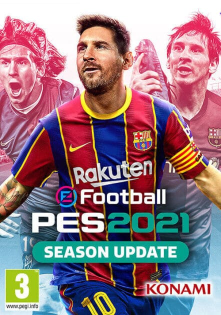 eFootball PES 2021 crack