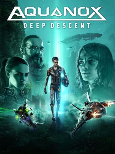 Aquanox Deep Descent crack