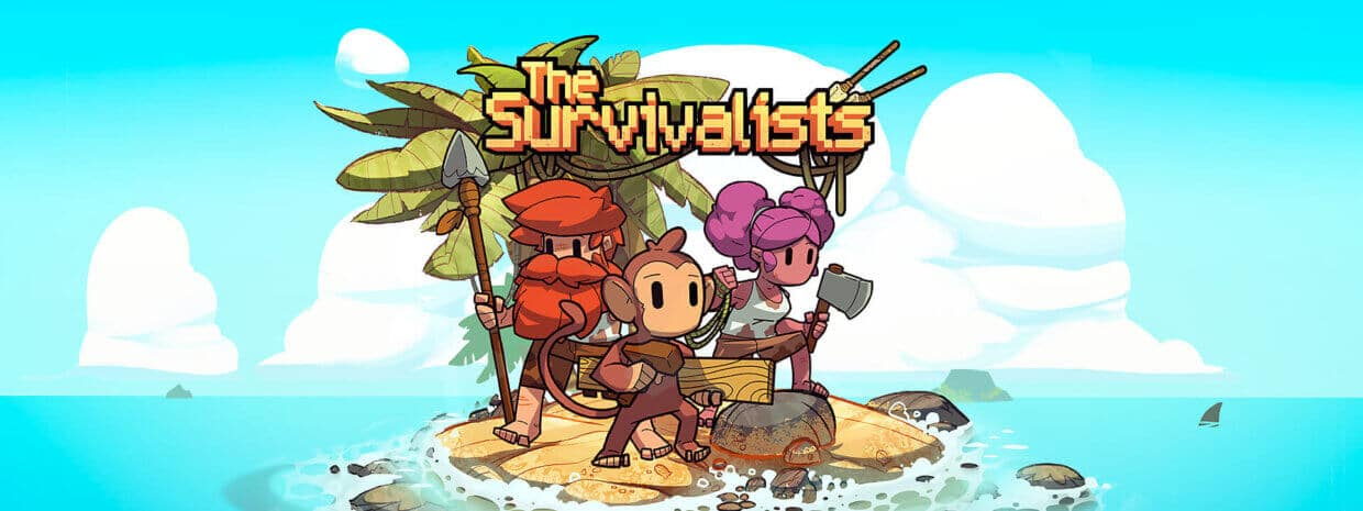 The Survivalists cover game download