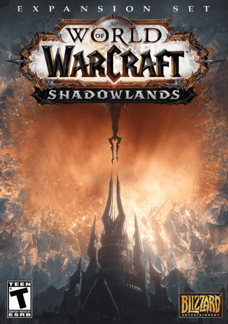 World of Warcraft Shadowlands crack