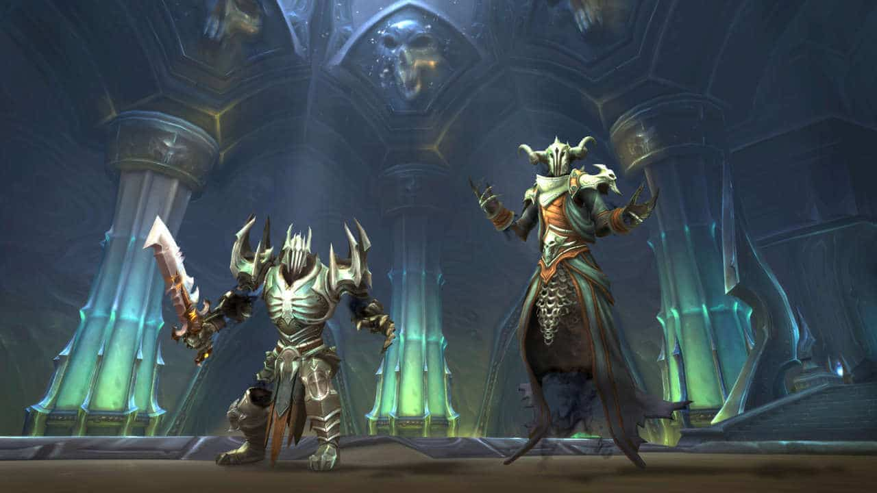 World of Warcraft Shadowlands download link