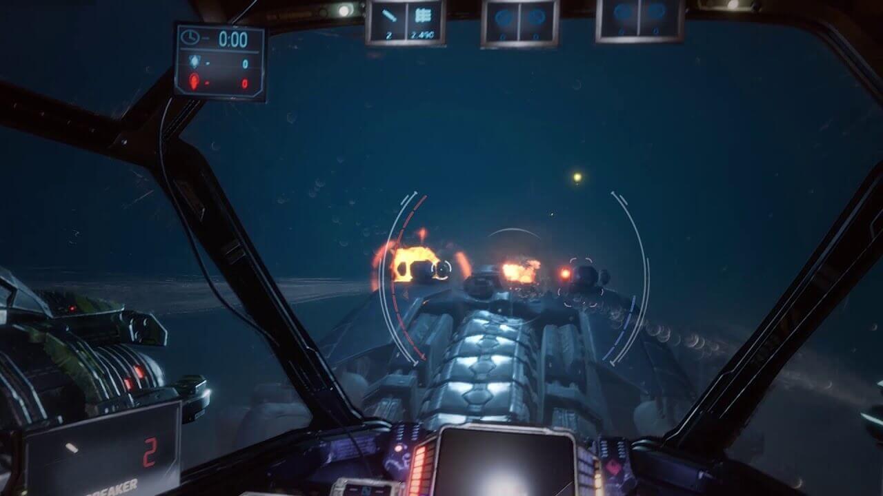 free download Aquanox Deep Descent