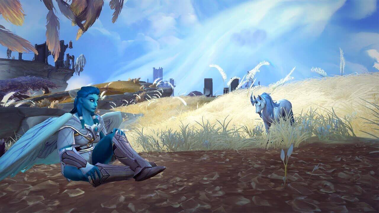 free download World of Warcraft Shadowlands