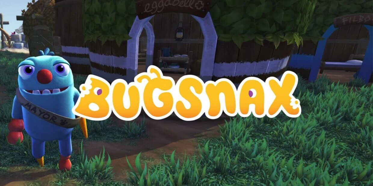 Bugsnax cover game download