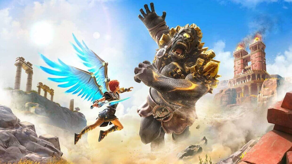 Immortals Fenyx Rising cover game download