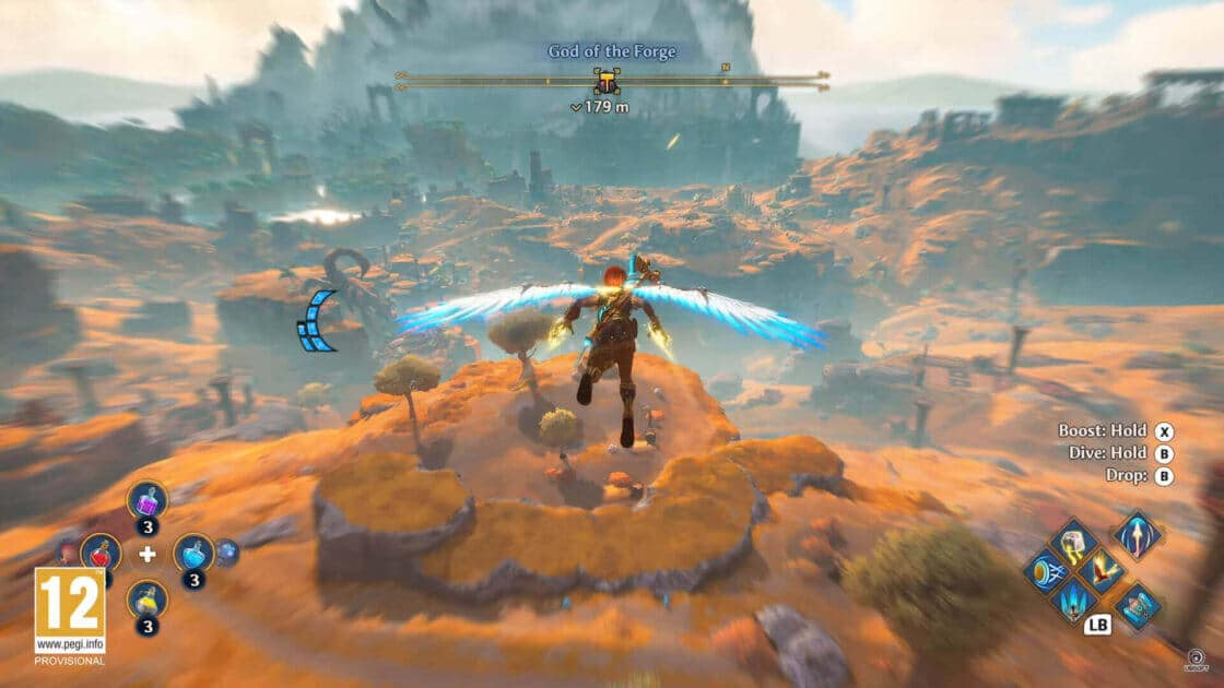 Immortals Fenyx Rising download free gameplay