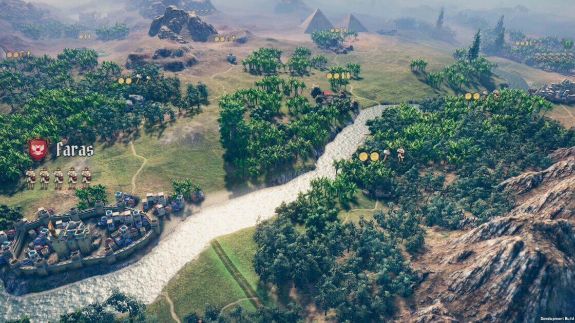 Knights of Honor II Sovereign download free gameplay