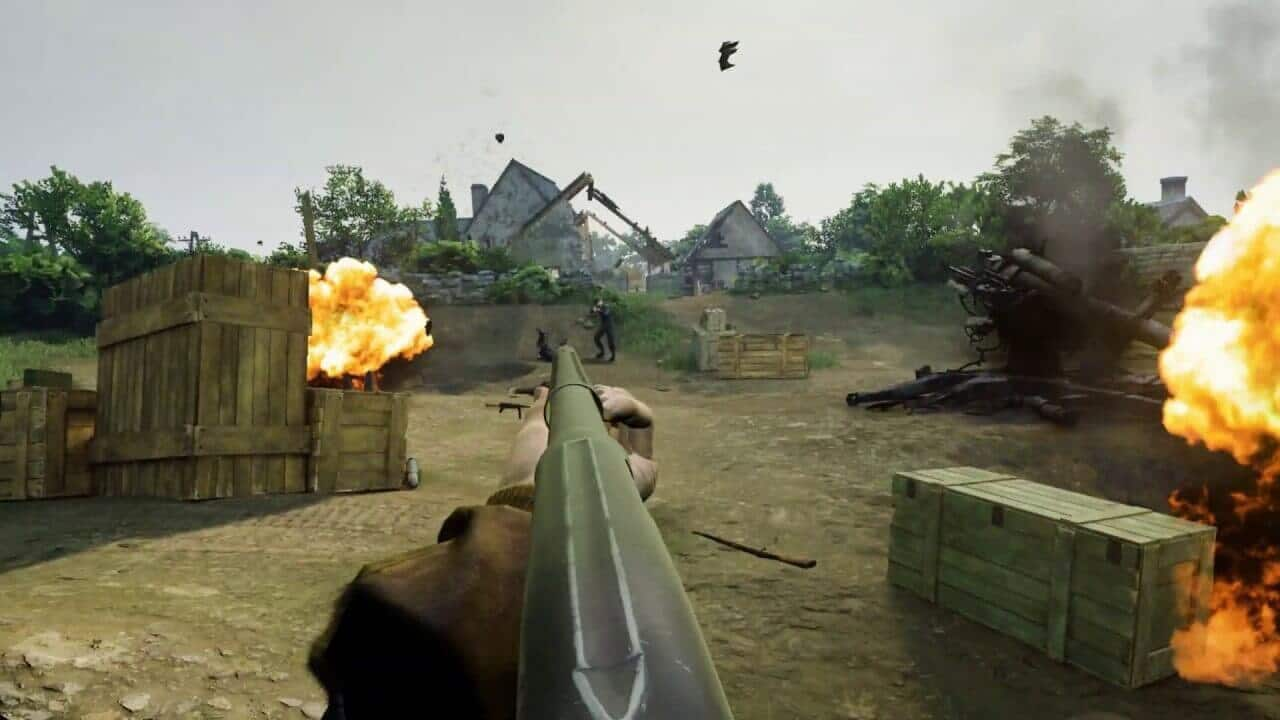 Medal of Honor Above and Beyond download link