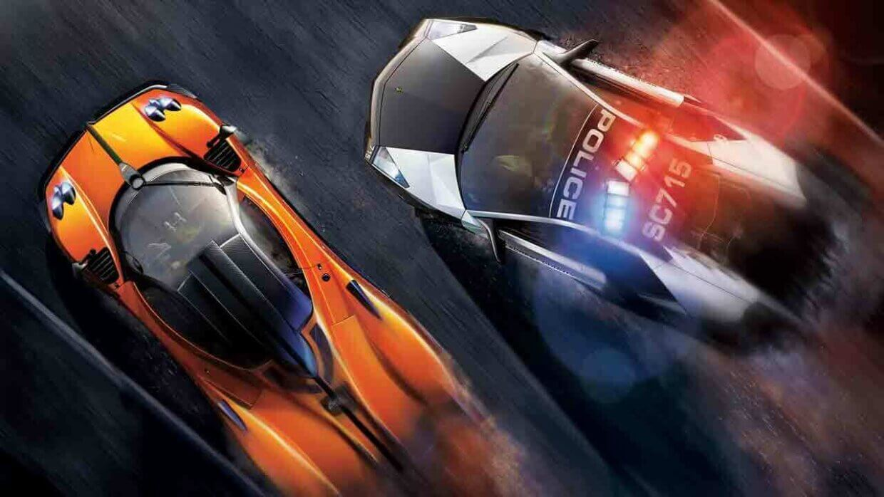 Need for Speed Hot Pursuit Remastered cover game download