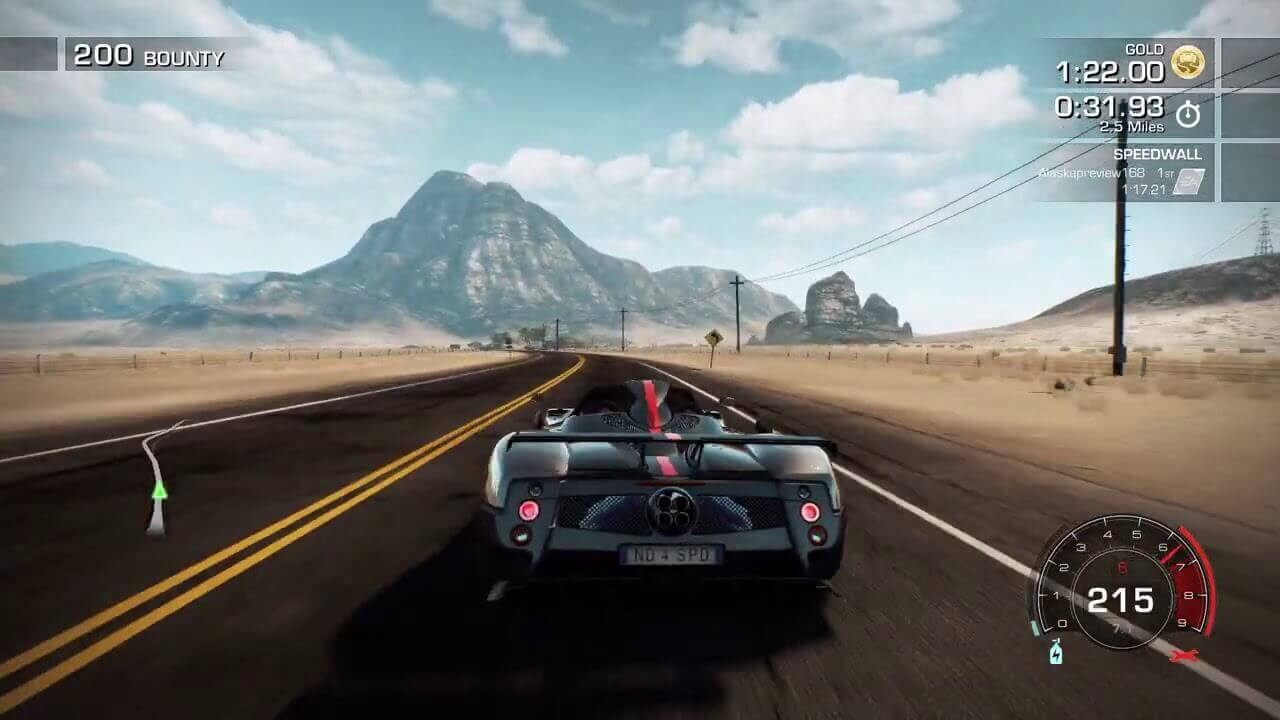 Need for Speed Hot Pursuit Remastered download free gameplay