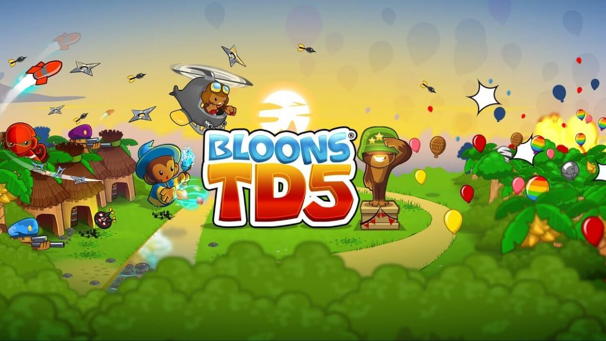 Bloons TD 6 cover game download
