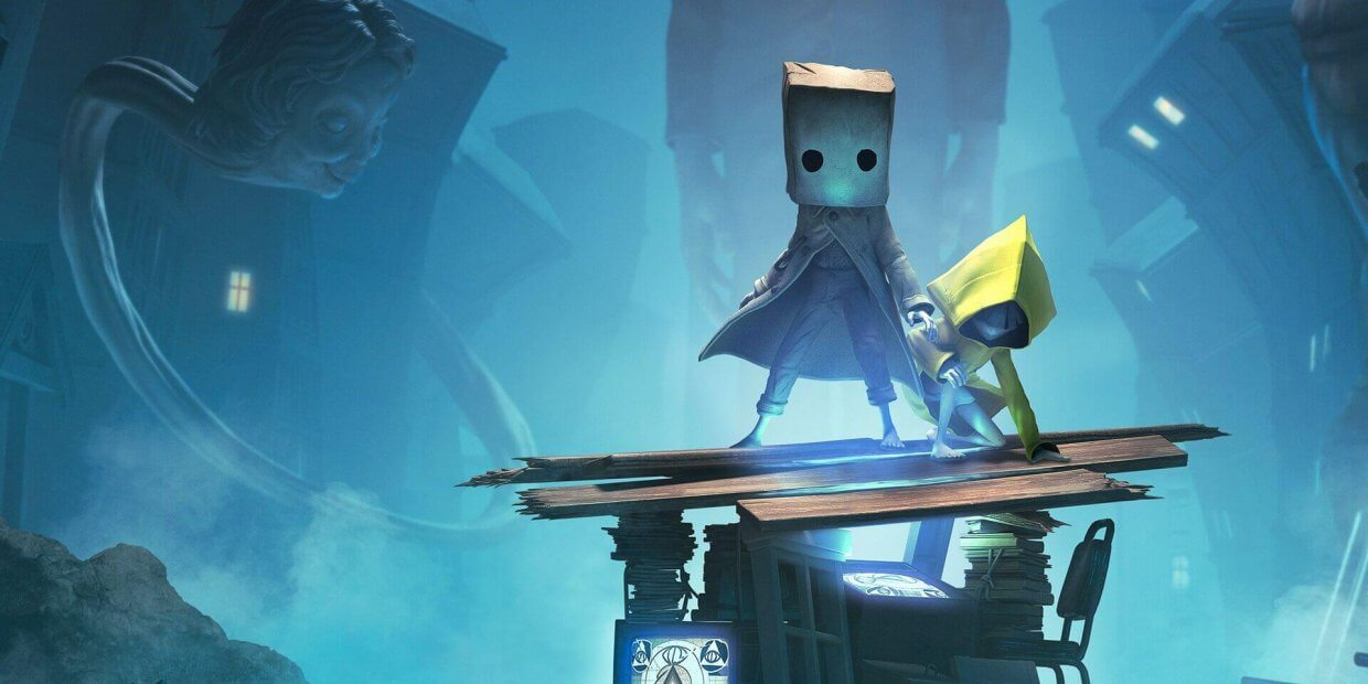 Little Nightmares 2 cover game download