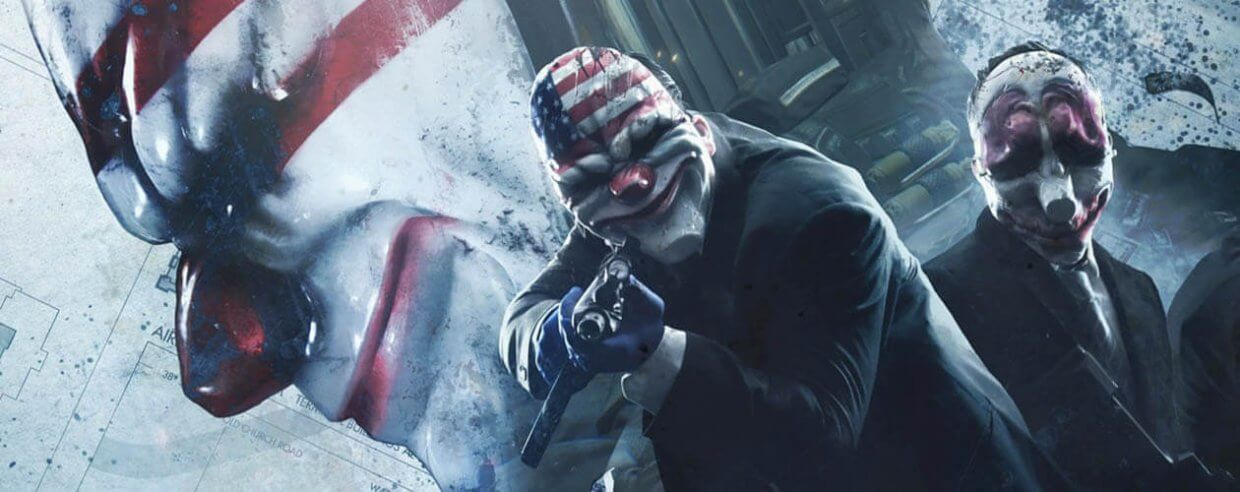 Payday 2 cover game download